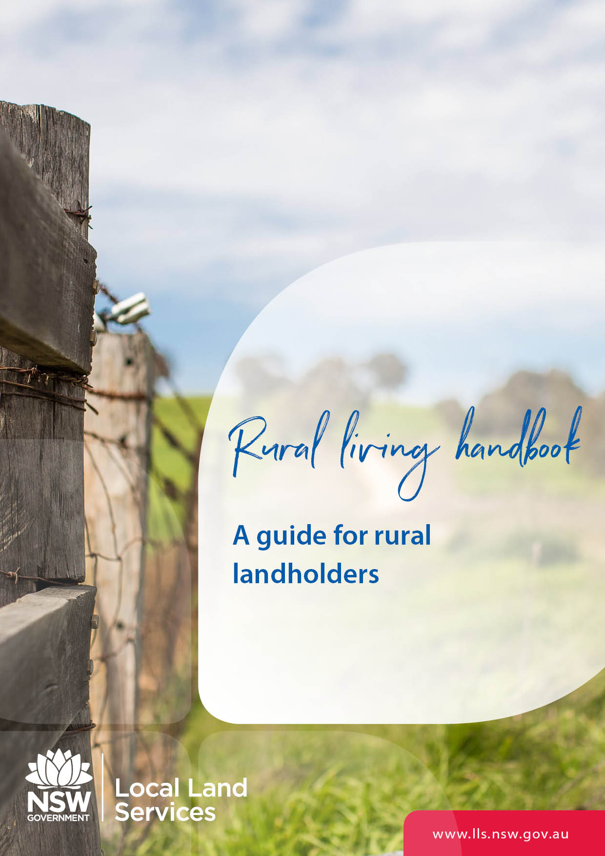 Cover of the Rural Living Handbook