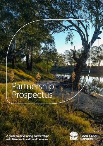 Riverina Local Land Services Partnerships Prospectus