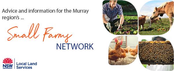 Small Farms Network graphic