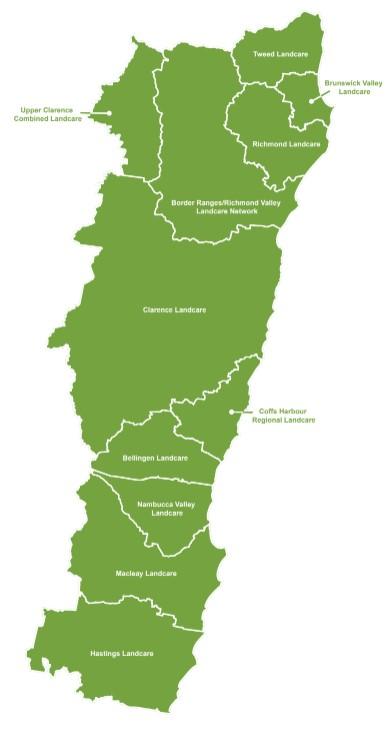 North coast landcare