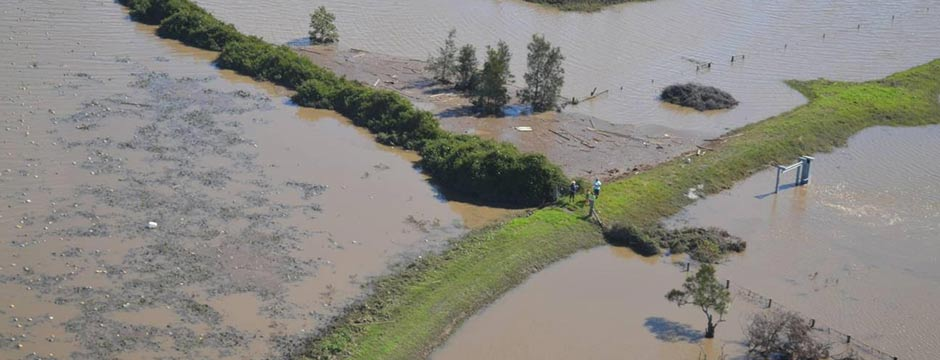 Emergencies and small landholders - flood