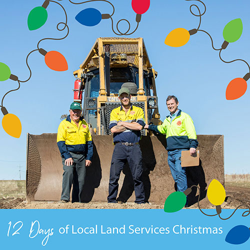 Day 11 - Soil Conservation Services